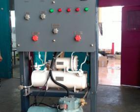 Proyecto de Mantenimiento de equipos de Climatización y AA